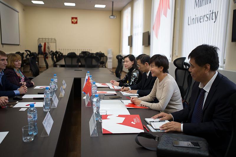 В Мининский университет приедут изучать право студенты из Китая