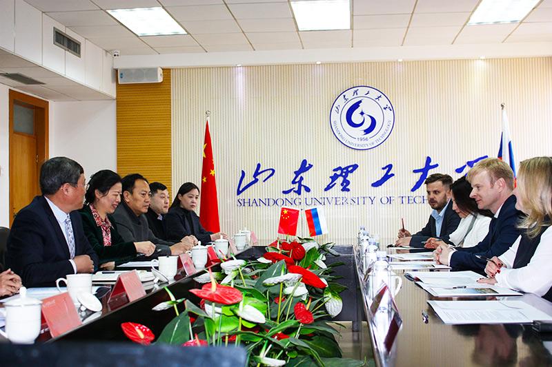 Мининский университет и Шаньдунский политехнический университет запустят программы двойного диплома по двум направлениям подготовки