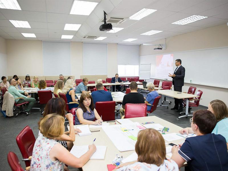 В Мининском университете совместно с коллегами из ГТРК «Нижний Новгород» обсудили будущее программы