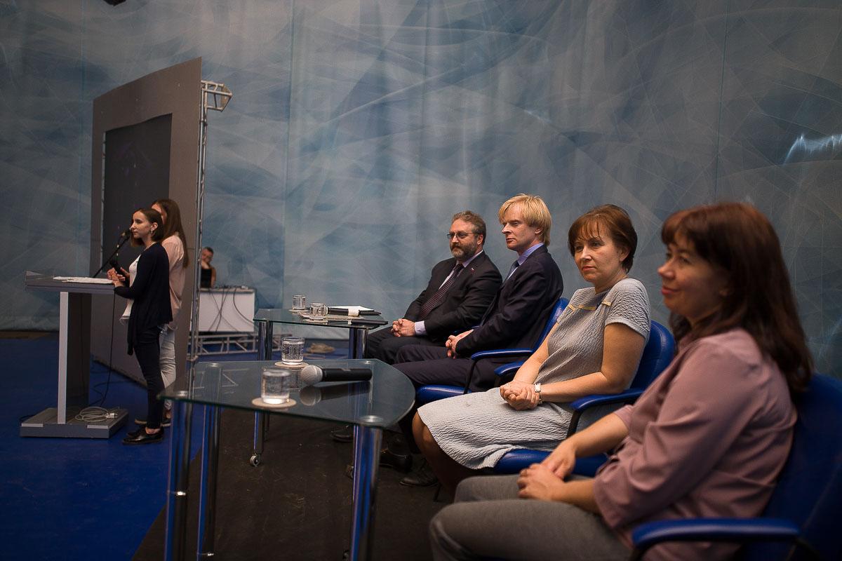 На ГТРК «Нижний Новгород» прошел день открытых дверей для будущих продюсеров