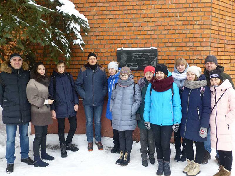 Студенты факультета естественных, математических и компьютерных наук приняли участие в радиофизических наблюдениях