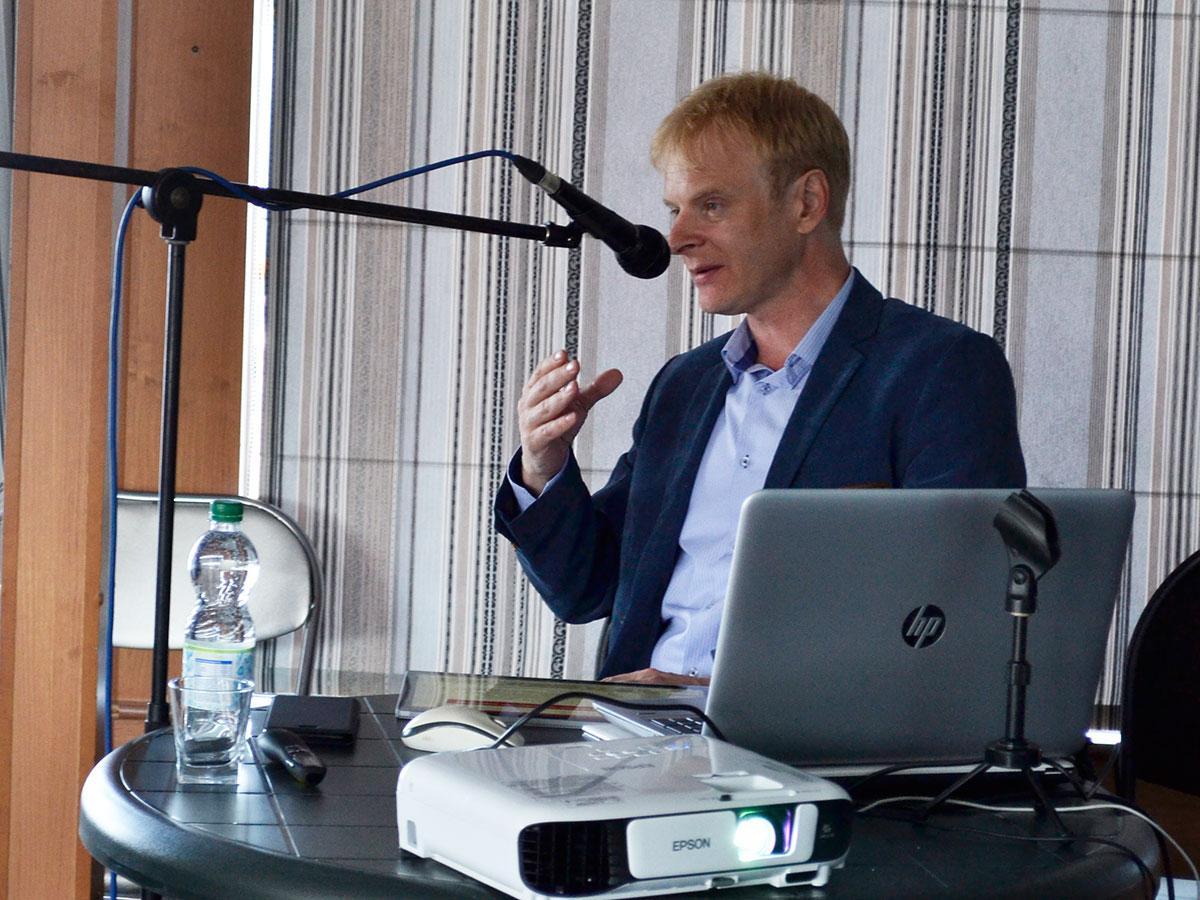 Александр Федоров принял участие в городской августовской педагогической конференции руководителей образовательных организаций