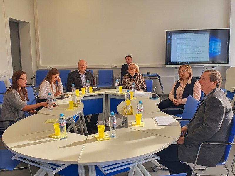 Мининский университет и Академия социального управления проведут совместные проектные сессии