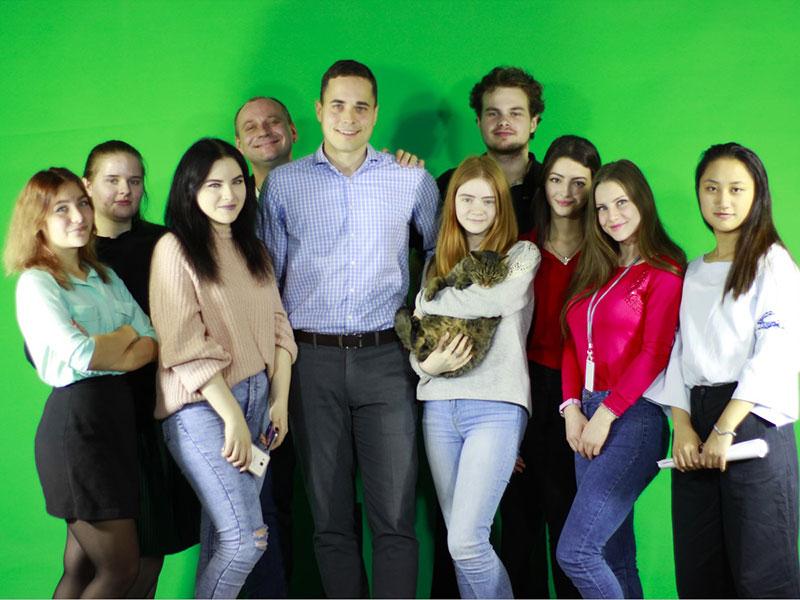 Ролик студентов-продюсеров разместили на официальном сайте Службы новостей ООН