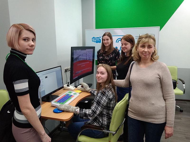 27 ноября РУМЦ Мининского университета организует профориентационное мероприятие «Профессиональный маршрут» для обучающихся с ОВЗ и инвалидностью