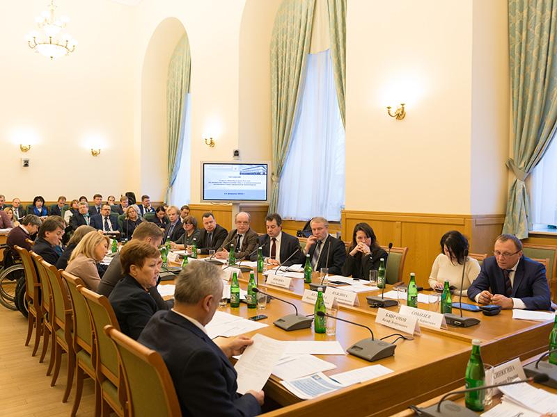 Мининский университет принял участие в заседании Совета Министерства образования и науки РФ по вопросам образования лиц с ограниченными возможностями здоровья и инвалидности