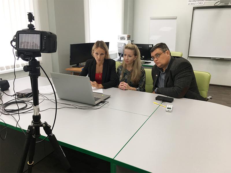 В Мининском университете продолжается серия вебинаров для вузов-партнеров по вопросам реализации высшего инклюзивного образования