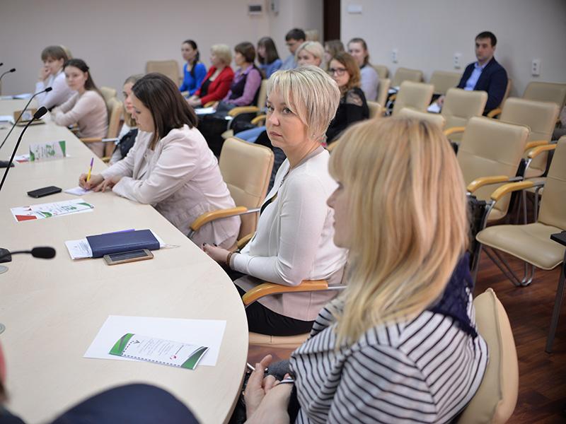 РУМЦ Мининского университета организовал интеллектуальную гостиную «Твой выбор – твое будущее»