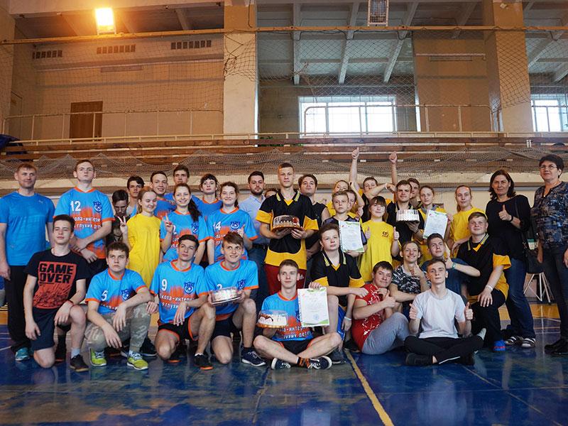 Студобъединение «Лига включительных людей» организовало мероприятие «Спорт для всех»