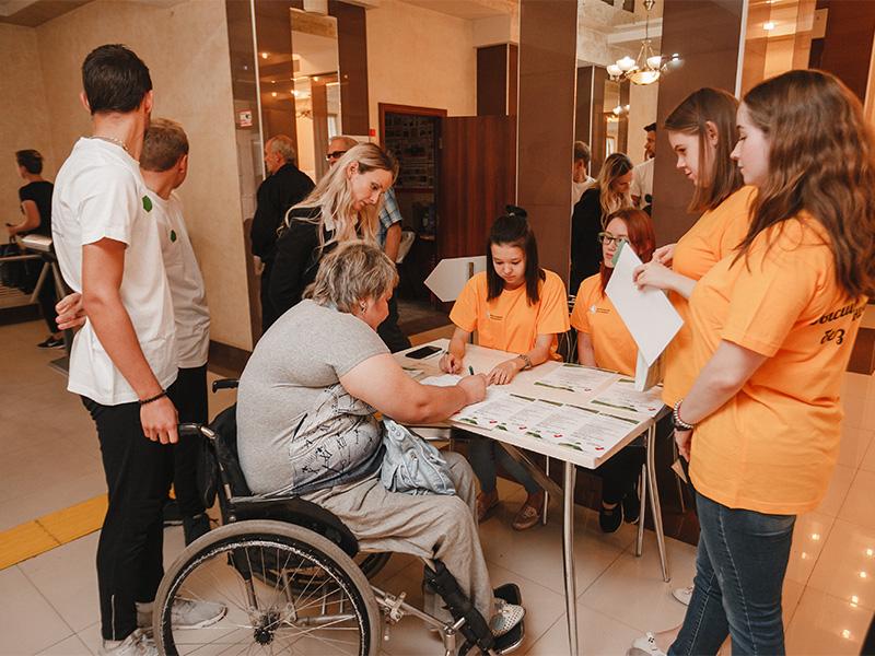 Вузы-партнеры РУМЦ Мининского университета Нижегородской области встретились на дискуссионной площадке по вопросам содействия трудоустройства выпускников вузов с ОВЗ и инвалидностью
