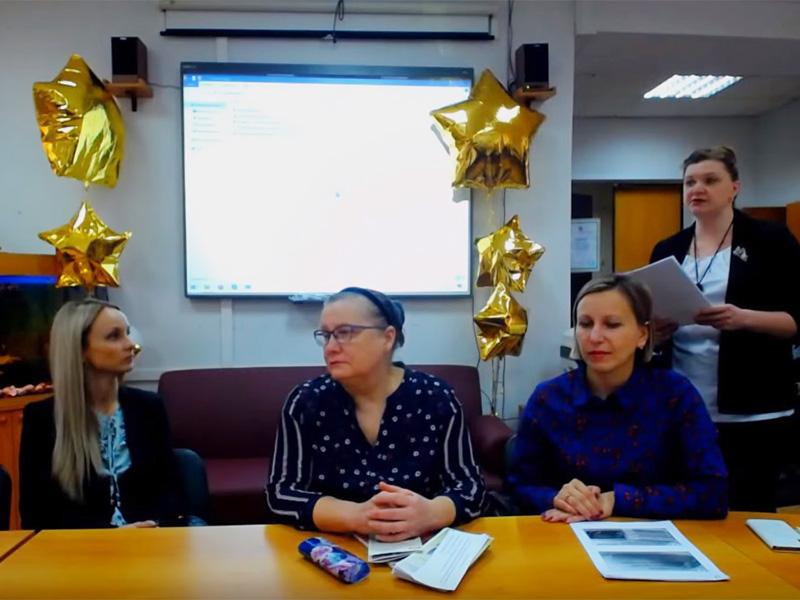 4 марта РУМЦ Мининского университета в очередной раз принял участие в профориентационном мероприятии «Я выбираю будущее»