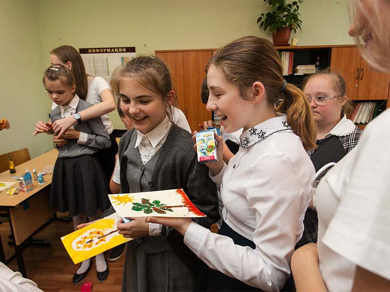 Завершилась программа мероприятий «Цветы добра», посвященная Международному дню благотворительности