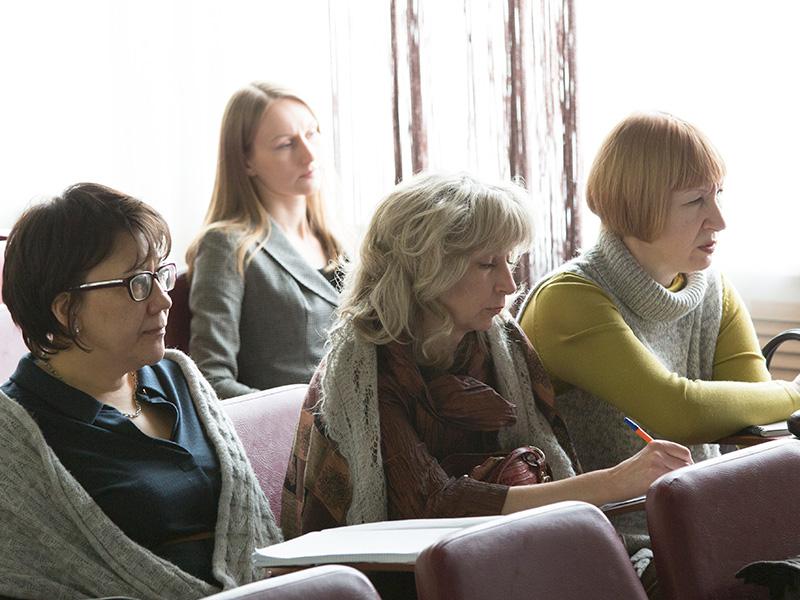Прошел семинар для сметчиков, профильных специалистов и обучающихся