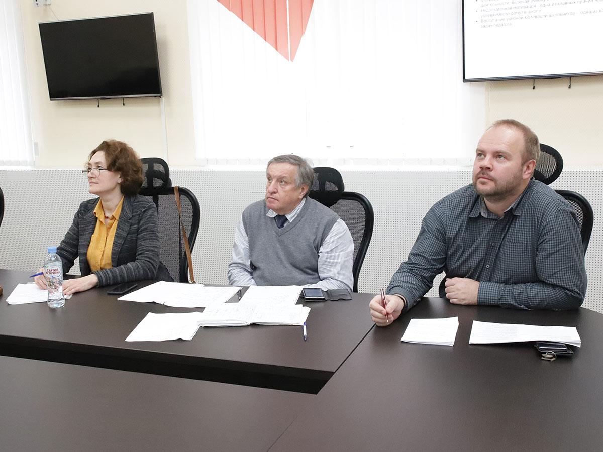 16 декабря в Мининском университете прошла Школа-семинар для молодых исследователей «Научный стартап: лингвистика и лингводидактика»