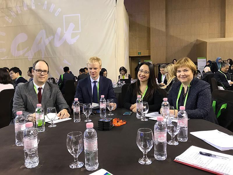 Делегация Мининского университета представила доклад на престижной международной конференции QS-APPLE 2018