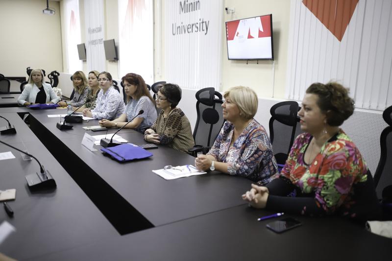 Мининский университет поделится опытом с коллегами из Севастополя