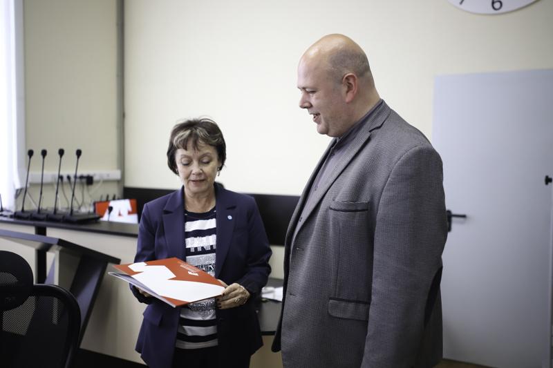 Мининский университет подписал соглашение с Севастопольским государственным университетом