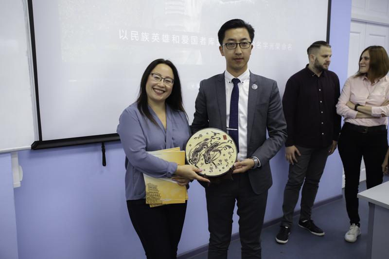 Абитуриенты из Китая будут изучать русский язык в НГПУ им. К.Минина в течение года