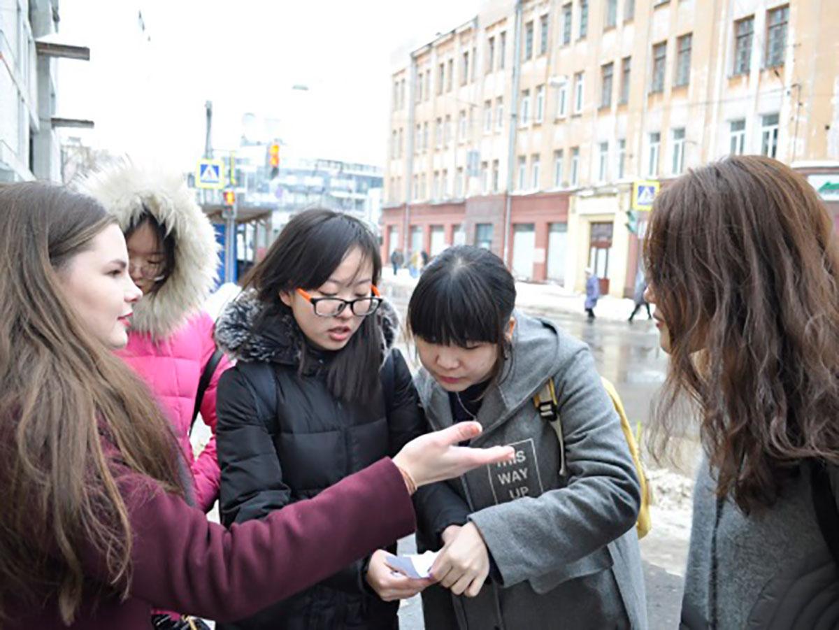 В Мининском университете завершила свою работу школа по изучению права и истории России для китайских студентов
