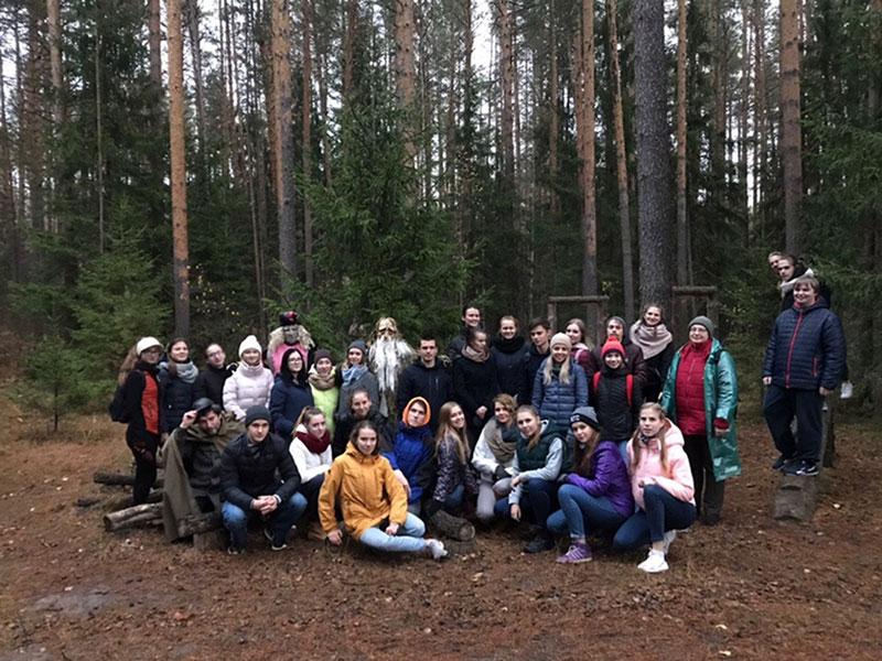 Студенты-географы посетили национальный парк «Чуваш Вармане»
