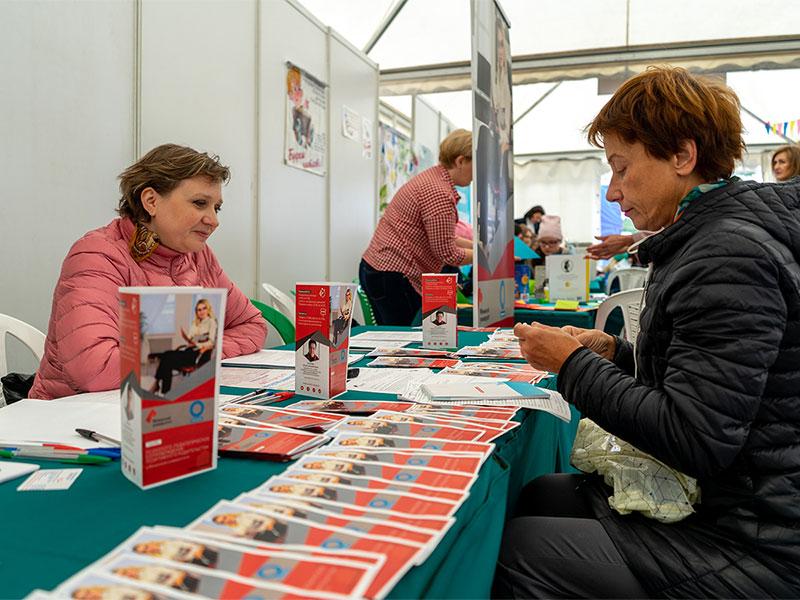 Представители Мининского университета провели более 200 консультаций на фестивале «Семья Нижегородская»
