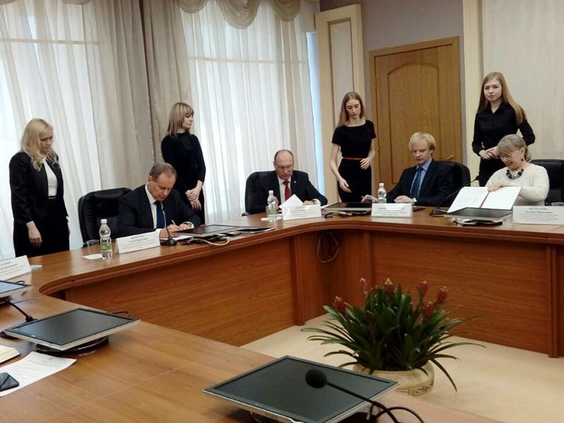 Подписано соглашение о создании Регионального проектного офиса Нижегородской области
