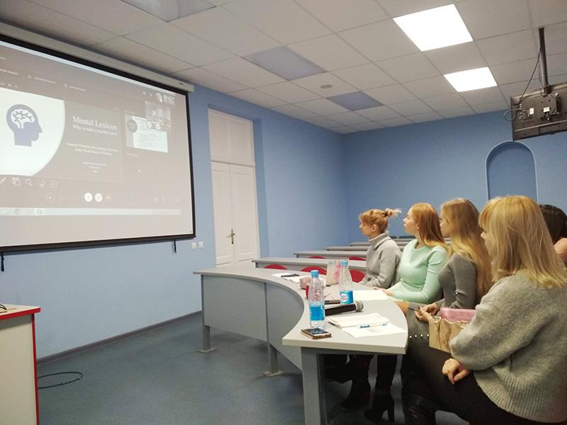 Факультет гуманитарных наук Мининского университета эффективно внедряет новые технологии