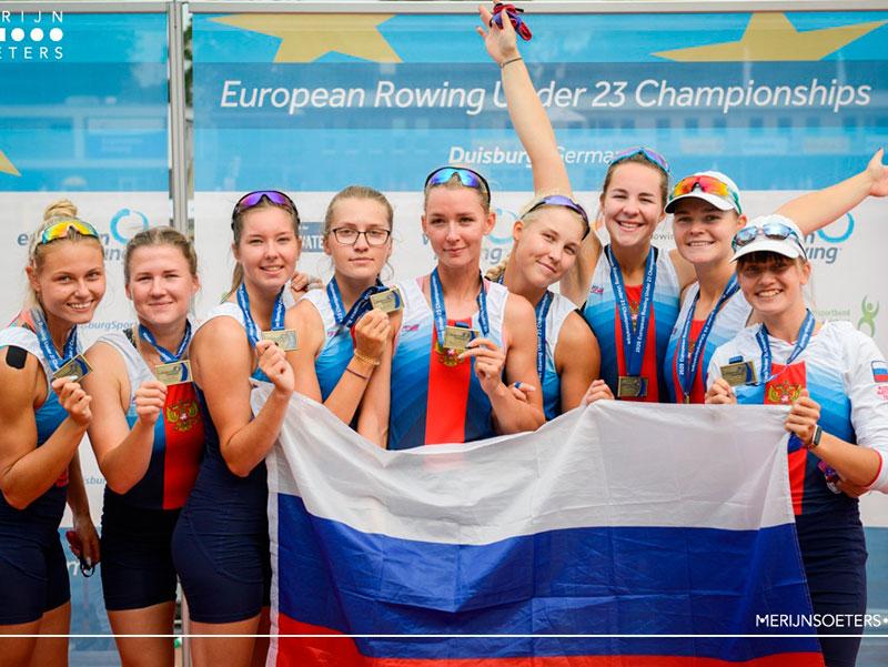 Студенты Мининского - бронзовые призеры первенств Европы и России