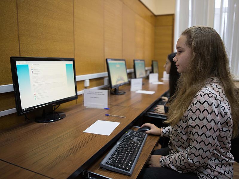 Мининский университет и НГТУ им. Р.Е. Алексеева организовали проведение профориентационного тестирования школьников 8-9 классов