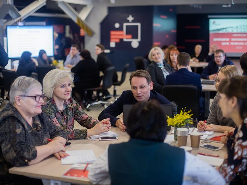 Непрерывное образование в жизненном цикле профессии педагога обсудили в Мининском университете