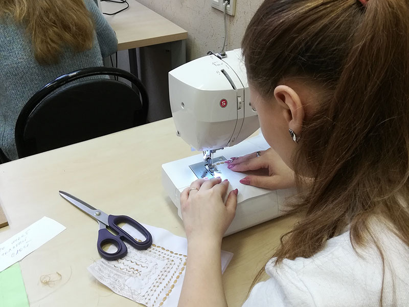 В Мининском университете на базе факультета управления и социально-технических сервисов продолжается работа в рамках проекта