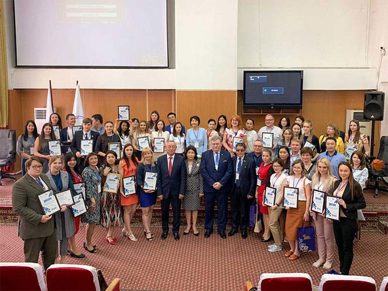 Молодым преподавателям Мининского университета вручены дипломы победителей Международного конкурса научно-методических разработок