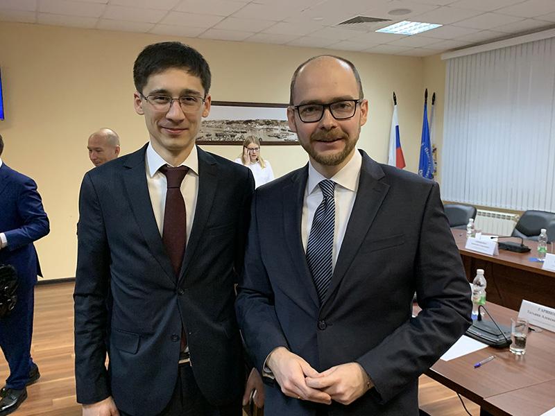Мининский университет принял участие в круглом столе, где обсуждалось сотрудничество региона с республикой Узбекистан