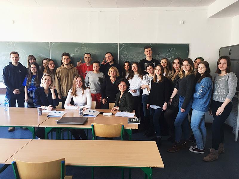 Магистранты ФГН прошли педагогическую практику в Варшаве