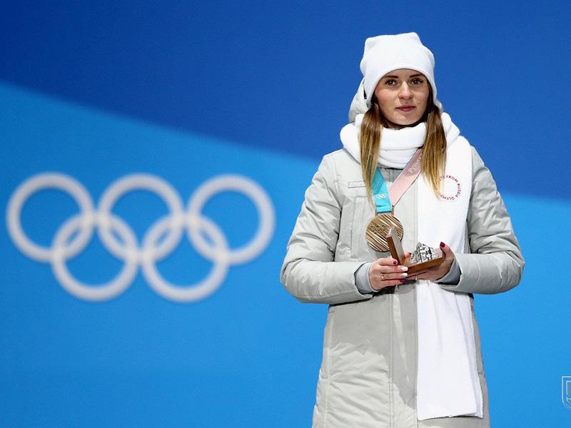 Студентка 3 курса ФФКиС Мининского университета завоевала бронзу Олимпиады!
