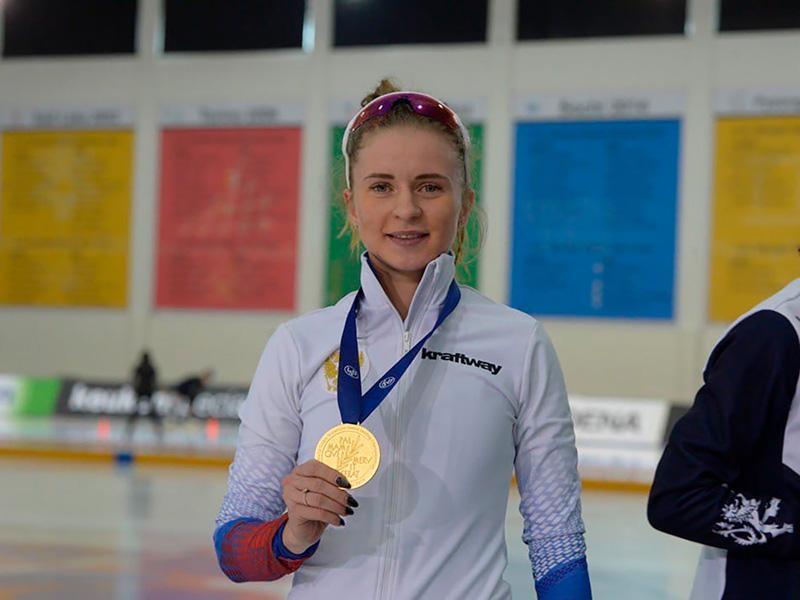 Выпускница Мининского университета, олимпийская чемпионка Наталья Воронина: