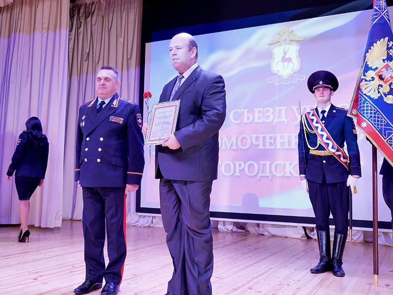 В Мининском университете создано первое студенческое объединение правоохранительной направленности в Нижегородской области