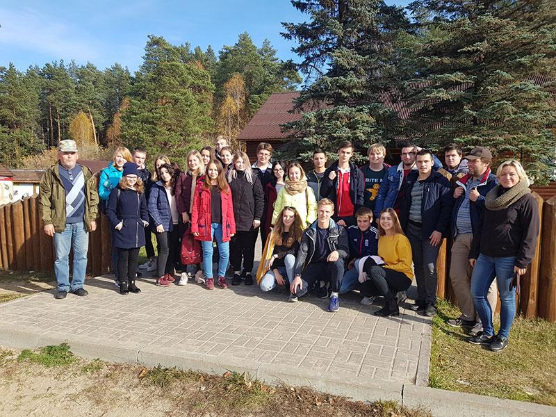Студенты-географы посетили Мордовский заповедник